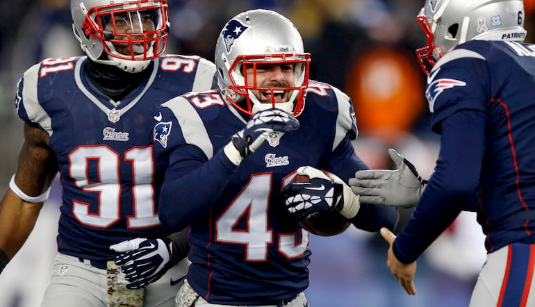 Nate Ebner - NFL and rugby player